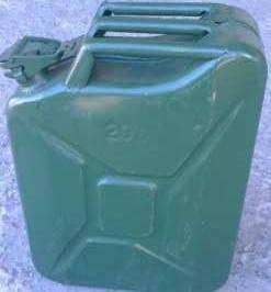 Канистра для бензина, фото 2