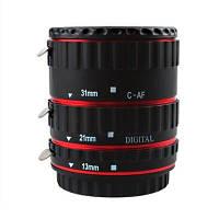 AF автофокусировка металлический цвет макрос зеркальное кольцо близкого диапазона для камеры Canon 1 шт