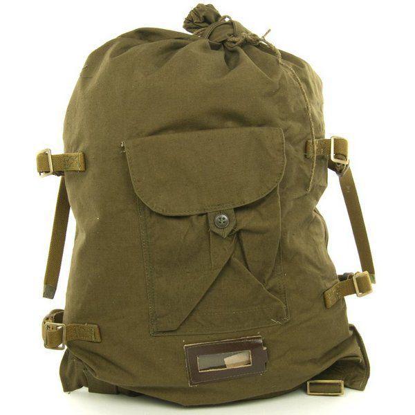 Рюкзак армійський (наплечника)