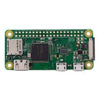 Raspberry Pi Zero W с футляром Зелёный