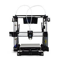 Zonestar P802CR2 Reprap Prusa I3 DIY 3D принтер комплект Американская вилка