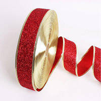 Macroart Искрящаяся лента рождественские украшения 1шт Цветной