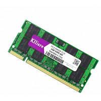Kllisre PC2-6400S-CL6 2GB DDR2 800MHz память Зелёный