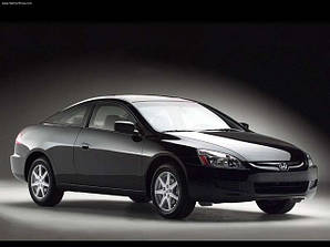 Honda Accord / Хонда Аккорд (USA) (Купе) (2003-2008)