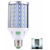 Ywxlight Е27 35W светодиодная кукурузная лампа высокой мощности 360 градусов освещение Ac 200-240V Холодный белый свет