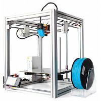 С5-24 полностью металлический 3д принтер DIY комплект Конвертер путешествий ЕС