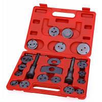 21 шт автоинструмент для дискового тормозного суппорта Серый