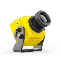 600TVL PAL 1 / 2.7-дюймовая CCD камера FPV 2,5 мм PAL