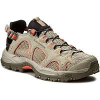 Ботинки SALOMON - Techamphibian 3 W 393462 20 M0 Vintage Kaki/Bungee Cord/Living Coral
