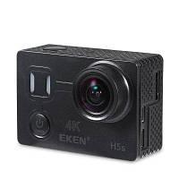 EKEN V9s 4K Ultra HD EIS экшн камера с защитой от встряхивания Чёрный
