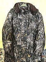 "Зимний костюм для рыбалки и охоты, ткань Алова цвет ""серый камыш""рр 54"