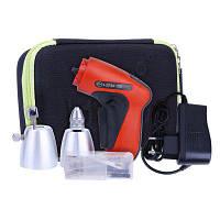 LOCKMALL аккумуляторный электрический инструмент для открывания дверных замков черный&красный
