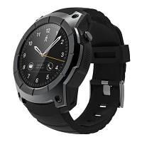 S958 GPS умные часы телефон Чёрный