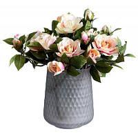 Красивая Гардения Искусственные Цветы Светло-розовый