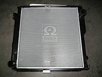 Радиатор водяного охлаждения TATA, ЭТАЛОН Евро-2  278650100283, AGHZX