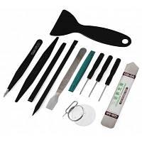 13 в 1 универсальный набор инструментов для ремонта мобильного телефона Цветной