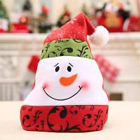 MCYH Мультяшная шляпа рождественские украшения 25 х 34 см