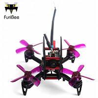 FuriBee Q95 95мм микро FPV гоночный дрон BNF с приемником FrSky 16CH