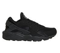 Женские черные кроссовки Nike Huarache 11W