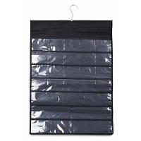 GANJOY дверью висит хранения Сумка для аксессуаров 56-карман Чёрный