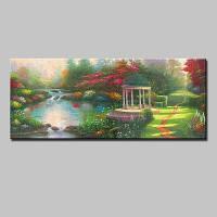 Mintura без рамы отпечатки на холсте пейзаж стены искусства 1 шт. Цветной