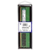 Kingston ValueRAM KVR24N17S8 / 4 2400MHz настольная память Зелёный