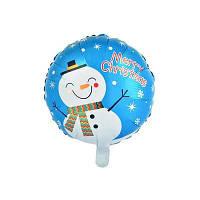 Фольгированный воздушный шар для рождественского украшения 74708