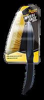 Meguiar's X1025EU Щетка с короткой ручкой для внешней стороны колес, Versa Angle Wheel Face Brush