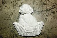 Фигурка для раскраски Собачка сувенир магнит