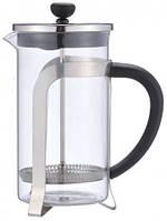 Стеклянный заварник для чая Con Brio 1л стекло и нержавеющая сталь СВ5510