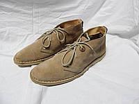 Мужские  демисезонные ботинки POD natural   р. 43  019