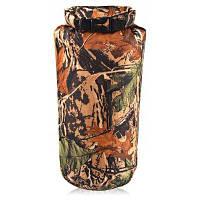 8л водонепроницаемая сухая сумка для хранения камуфляжный