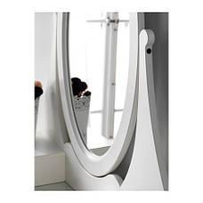 хемнэс туалетный столик с зеркалом белый 30374413 Ikea икеа