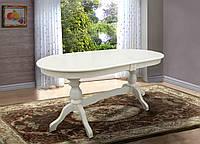 Стол обеденный Оскар Люкс белый, фото 1