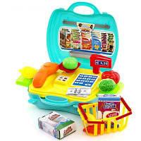 Новый Стиль Притворяться Играть Супермаркет Кассовый Аппарат Игрушка Комплект 41343