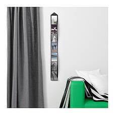 ДРОПС Рама для коллажа на 7 фото, черный, 30065679, IKEA, ИКЕА, DROPS, фото 2