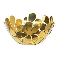СТОКГОЛЬМ Миска, золото, 60311339, IKEA, ИКЕА, STOCKHOLM