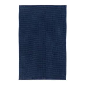 ТОФТБУ Коврик для ванной, темно-синий, 90х60, 60306719, IKEA, ИКЕА, TOFTBO, фото 2