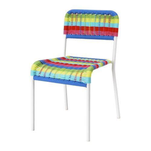 ФЭРЬГЛАД Стул детский, разноцветный, 00101056, IKEA, ИКЕА, FARGGLAD