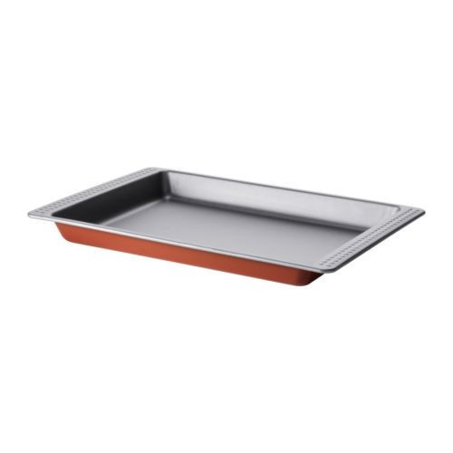 ДРОММАР Форма для выпечки, красный, 00133043, IKEA, ИКЕА, DROMMAR