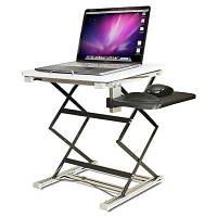 S5 ноутбук регулируемый стол компьютер стенд Белый