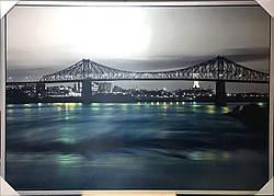 """Мост"" Фотокартина, 70285047, ИКЕА, IKEA"