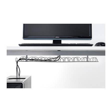 СИГНУМ, Держатель для кабелей, 30200253, IKEA, ИКЕА, SIGNUM, фото 2