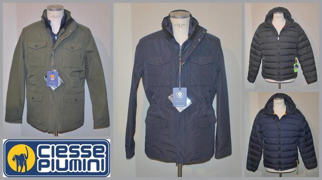 CIESSE Молодежные куртки