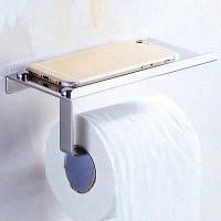 Многофункциональный стеллаж для хранения из нержавеющей стали для ванной комнаты 26657