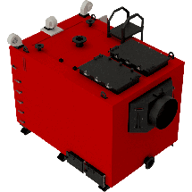Твердотопливный котел Altep TRIO (Альтеп КТ-3E) 80-500 кВт, фото 2
