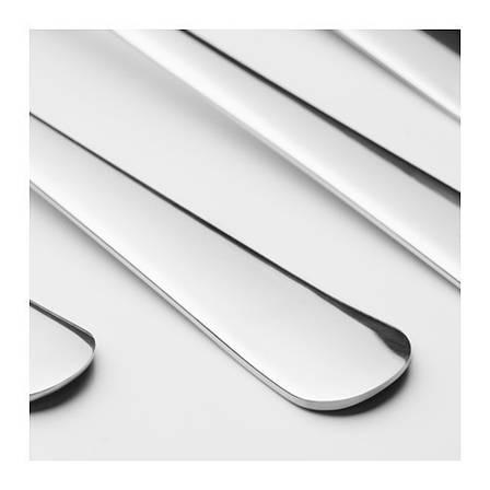 ДРАГОН Вилка салатная/десертная, 6шт., нержавеющая сталь, 30090382, ИКЕА, IKEA, DRAGON, фото 2