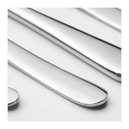 МАРТОРП Столовый набор, 30 предметов, нержавеющая сталь, 30167507, ИКЕА, IKEA, MARTORP, фото 2