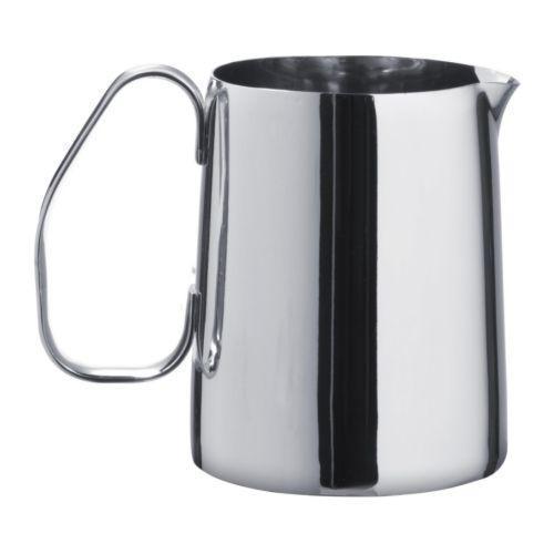 МЭТЛИГ Кувшин для вспенивания молока, нержавеющая сталь, 0.5 л, 501498