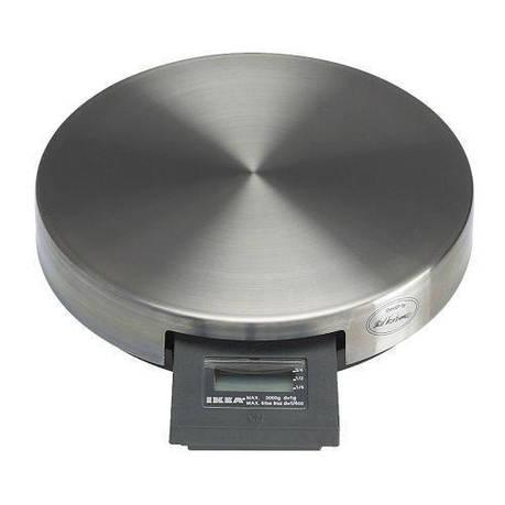 ОРДНИНГ Весы, нержавеющая сталь, 3 кг, 90100057, ИКЕА, IKEA, ORDNING, фото 2